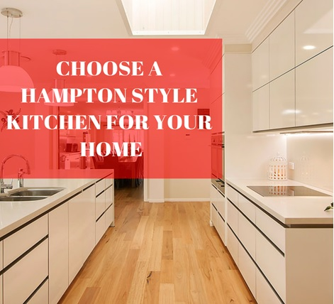 Hampton Style Kitchen For Your Home - Kitchen Evolution West Brisbane