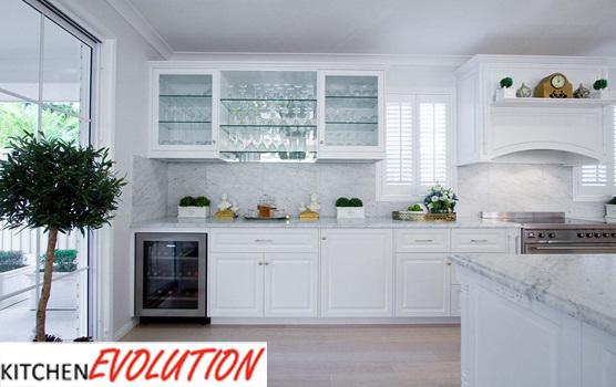 Paneling - Kitchen Evolution Ipswich