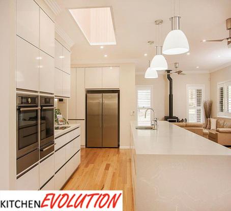Recessed Lighting - Kitchen Evolution Ipswich