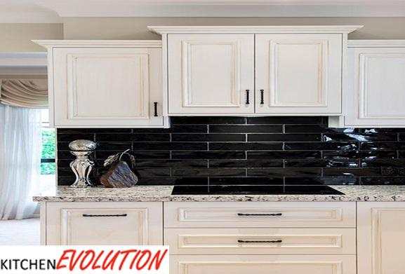 Tiles Splash Back - Kitchen Evolution Ipswich